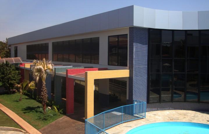 Portifólio - Arquitetura - Institucional - Escola Maria Montessori