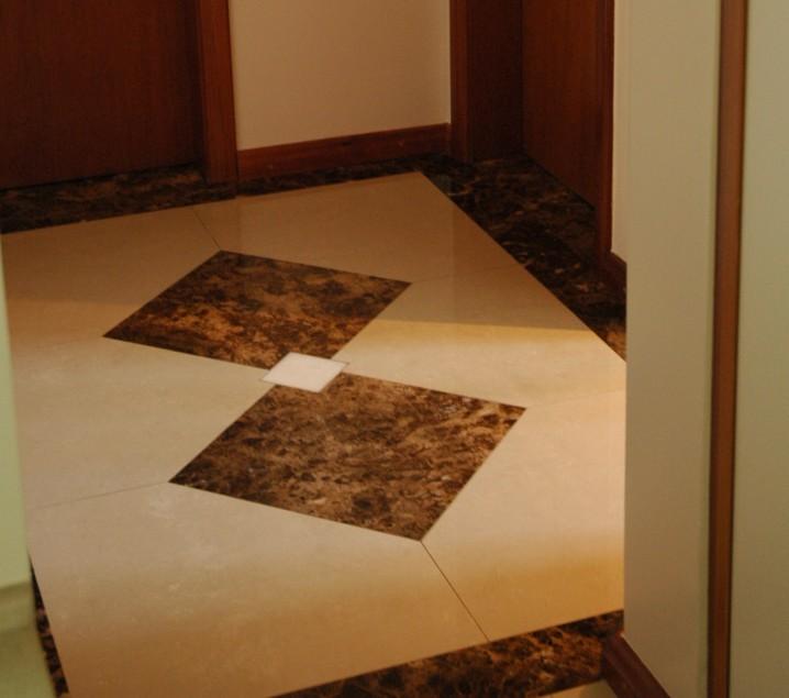 Detalhe do piso